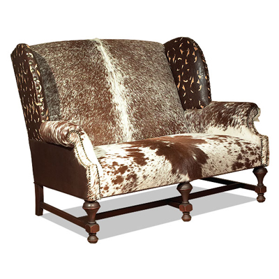 Old Hickory Tannery 8005 02 Loveseat Old Hickory Tannery