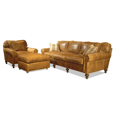 Old Hickory Tannery The Lodge Sofa