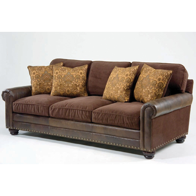 Fine Fabric Leather Sofa Nails Rustic Retreat 1077 Rustic Caraccident5 Cool Chair Designs And Ideas Caraccident5Info
