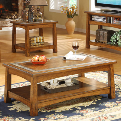 Riverside Rectangle Coffee Table
