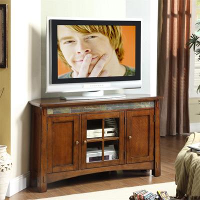 Riverside Corner TV Console