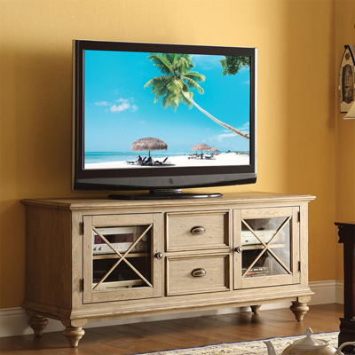 Riverside 58 Inch TV Console