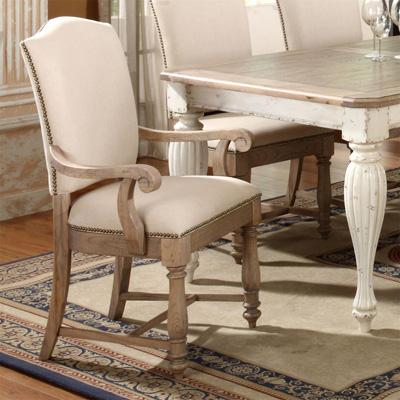 Riverside Upholstered Arm Chair