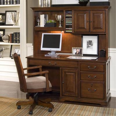 Riverside 58 Inch Computer Desk and Hutch