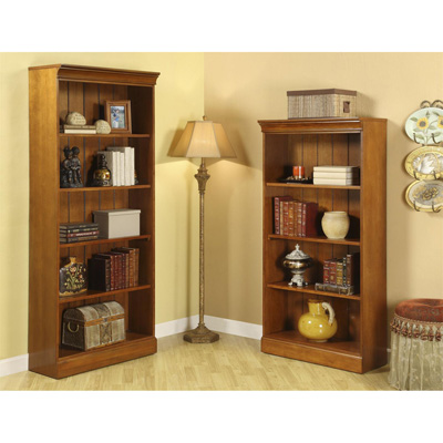 Riverside 60 Inch and 72 Inch Bookcases
