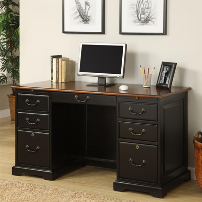 Riverside 54 Inch Desk