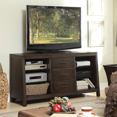 Riverside Canted TV Console