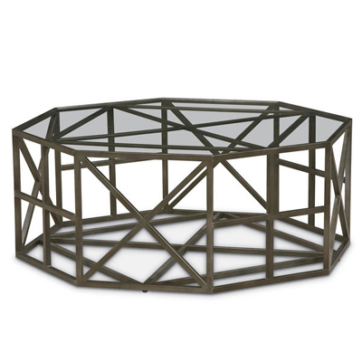 Schnadig Hex Cocktail Table