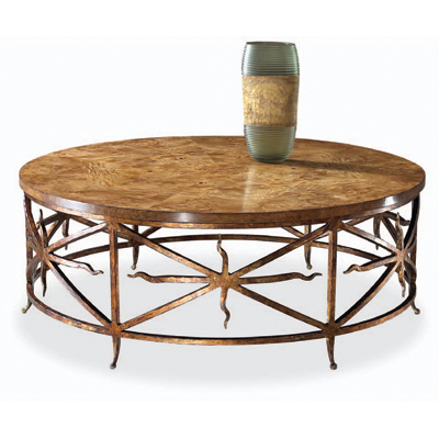 Swaim Cocktail Table