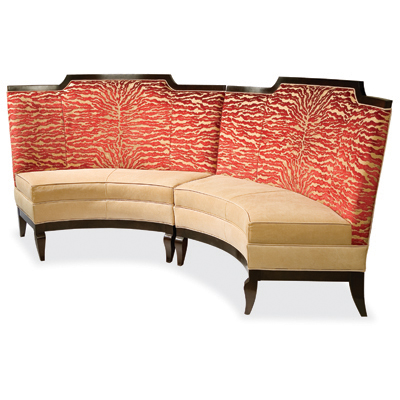 Swaim Dining Banquette