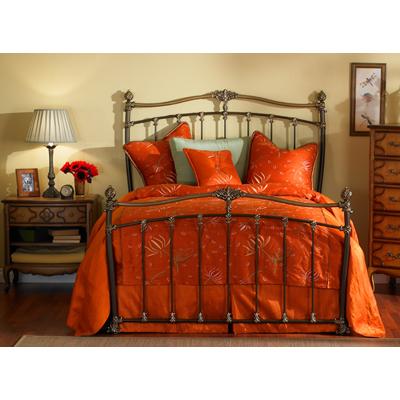 Wesley Allen Iron Beds Laurel Iron Bed Discount Furniture