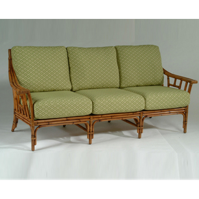 Whitecraft m630303 maui seating sofa discount furniture at for Affordable furniture maui