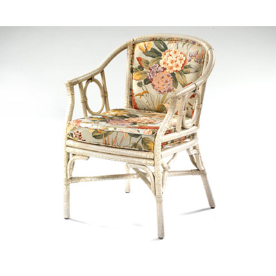 Whitecraft Occasional Chair with Upholstered Back