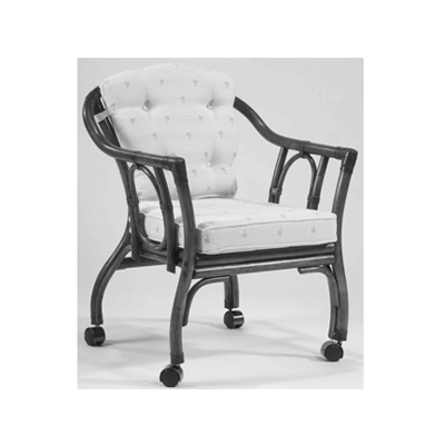 Whitecraft Game Chair with Casters