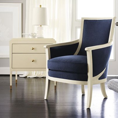 Superior Alexa Hampton Hickory Chair
