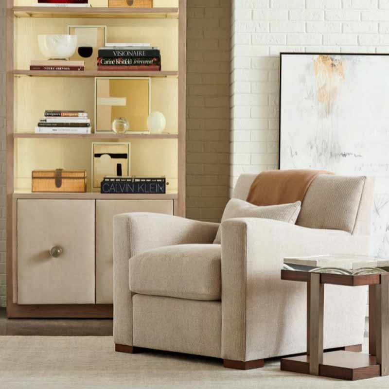 Everett by Skip Rumley Hickory Chair