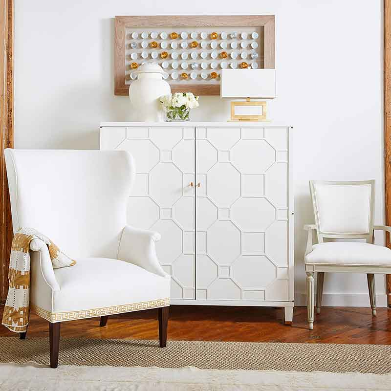 Suzanne Kasler Hickory Chair