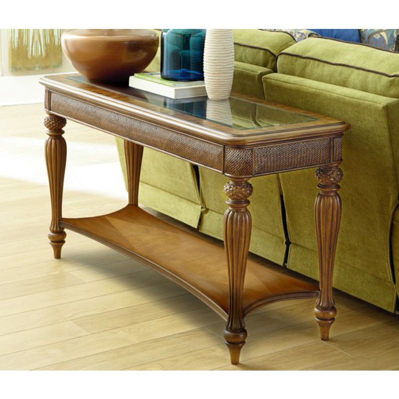 American Furniture Store Grand Junction Co: American Drew 079-925 Grand Isle Sofa Table Discount