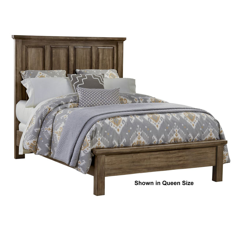 Artisan And Post 117 669 966 Maple Road King Mansion Bed Discount Furniture At Hickory Park