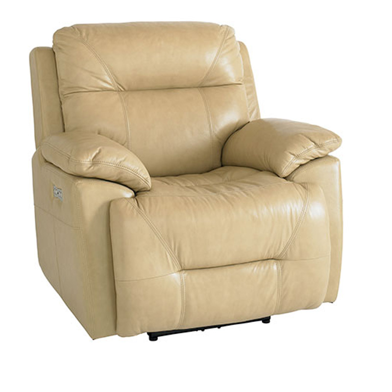 Bassett 3705 Po Club Level Epic Leather Recliner Discount