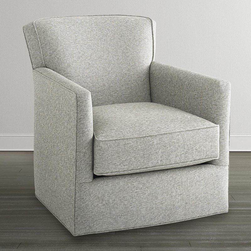 Bassett 1746 09 New American Living Swivel Glider Discount