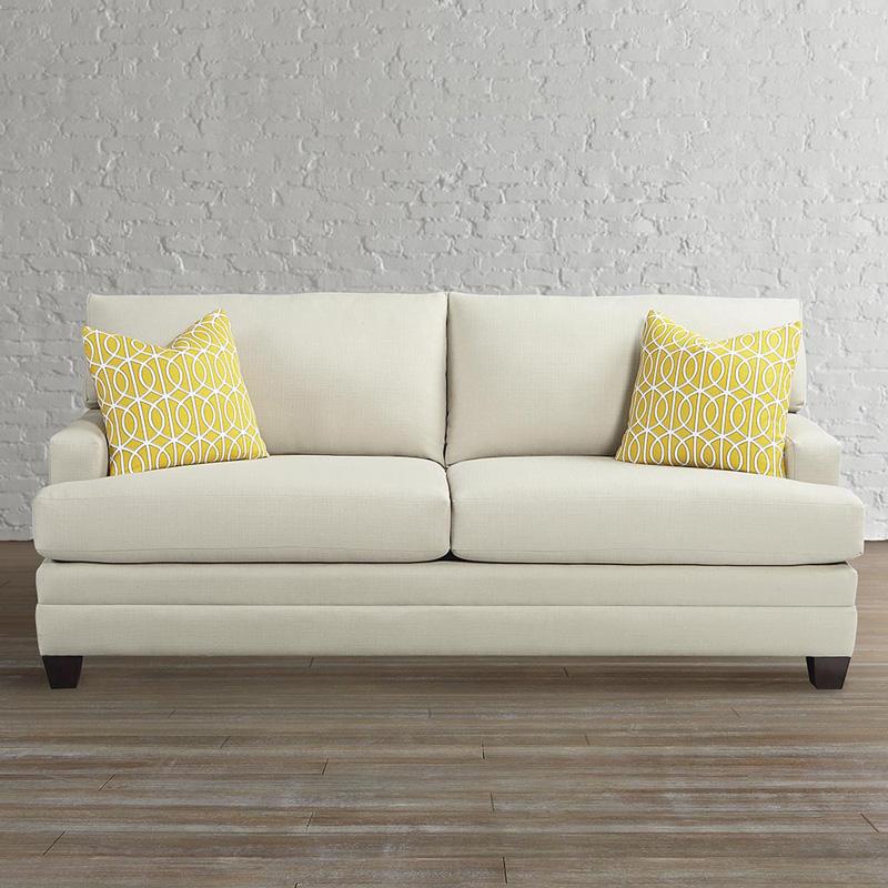 Upholstery sectional sofa of bassett living room furniture