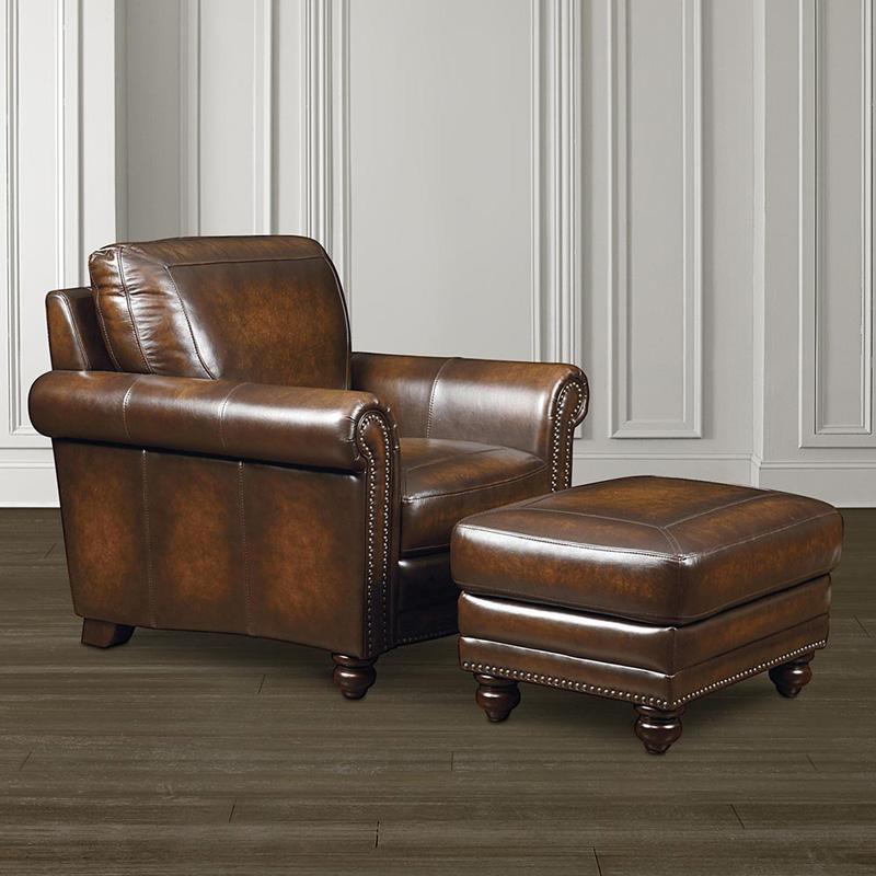 Bassett 3959 12s Hamilton Chair Discount Furniture At