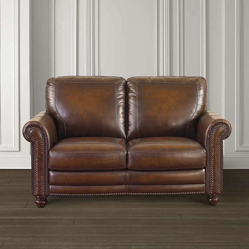 Bassett 3959 42s Hamilton Loveseat Discount Furniture At