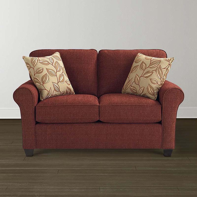 Amazing Bassett 3993 42 Brewster Loveseat Discount Furniture At Ibusinesslaw Wood Chair Design Ideas Ibusinesslaworg