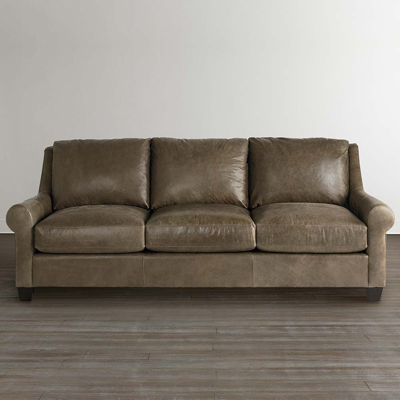 Bassett 3101 72l Ellery Sofa Discount Furniture At Hickory