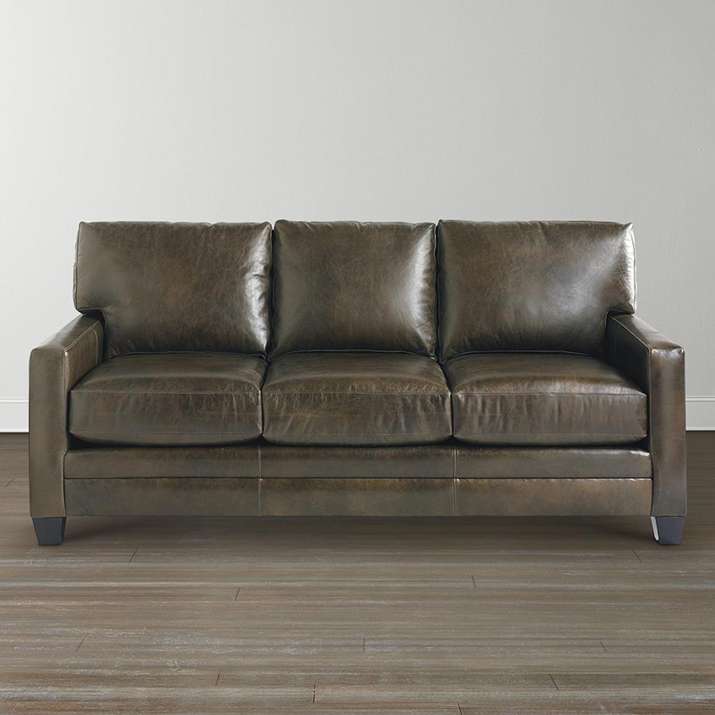 Bassett 3105 72l Ladson Sofa Discount Furniture At Hickory Park Furniture Galleries