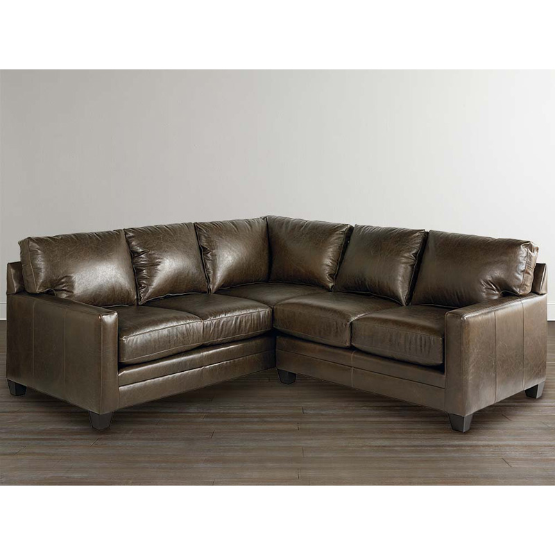 Bassett 3105 Lsectls Ladson Small L Shaped Sectional