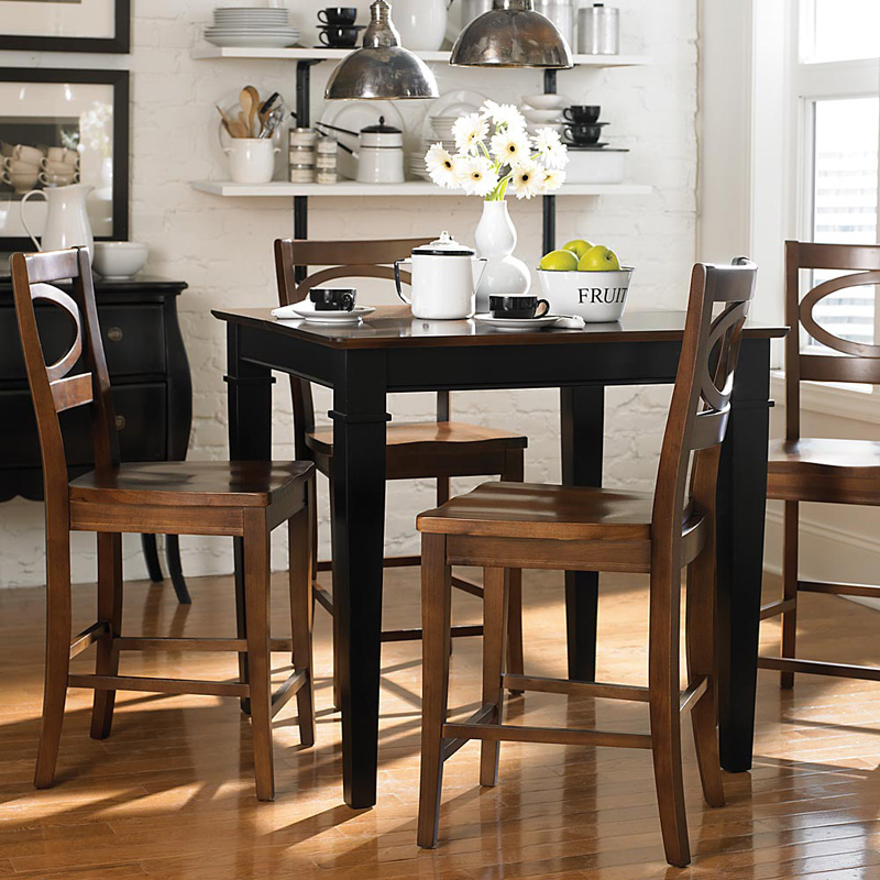 Bett 38 Inch Square Dining Table