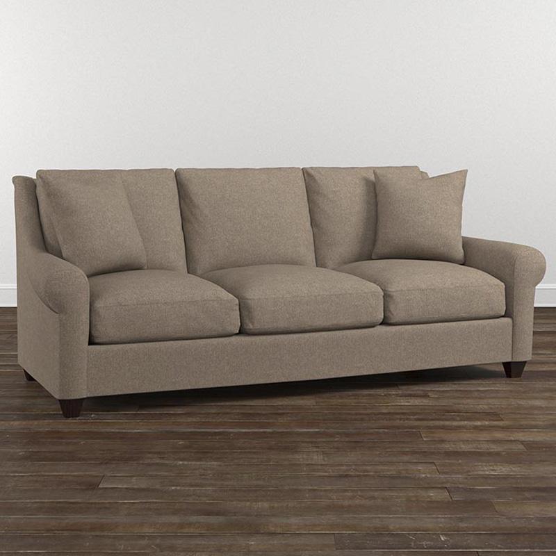 Bassett 3105-82 American Casual Ladson Great Room Sofa