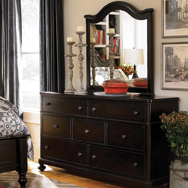 Bassett 2254 0237 Wakefield Dresser Discount Furniture At