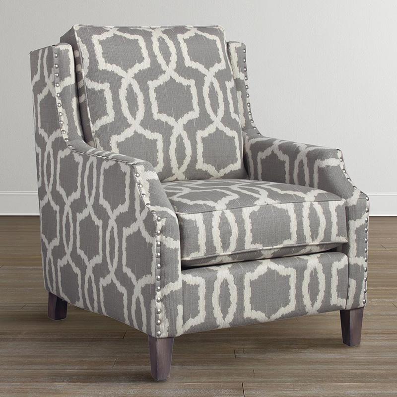 Bassett 1158 02 Henson Accent Chair Discount Furniture At