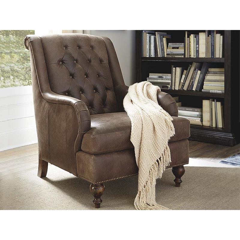 Bassett 1192 02l Gordon Accent Chair Discount Furniture At