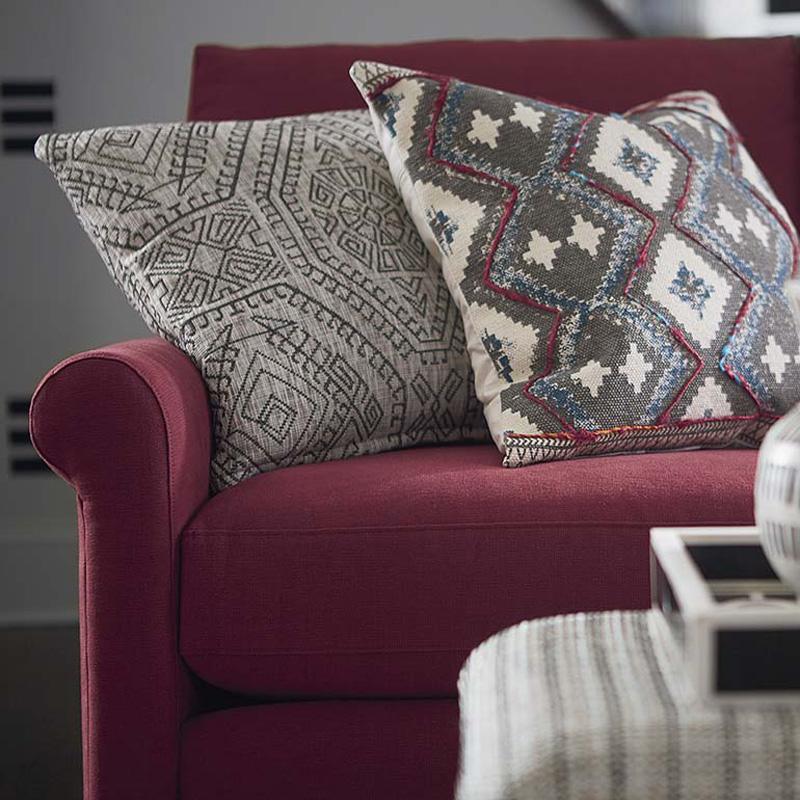 Bassett 3119 72 American Casual Wellington Sofa Discount