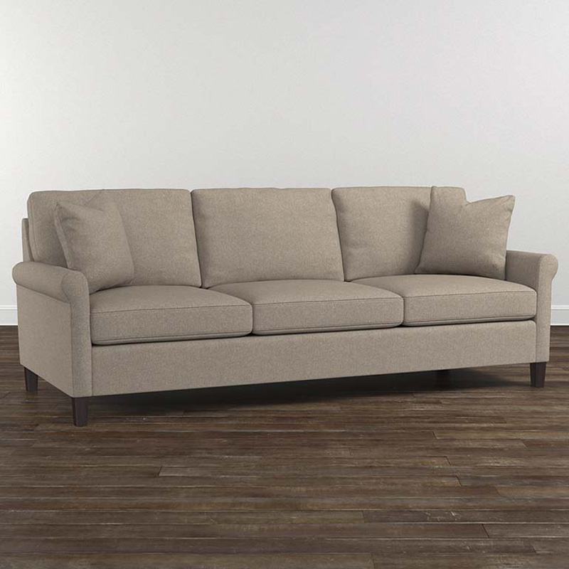 Bassett Couch: Bassett Leather And Upholstery Sofa & Loveseat Furniture