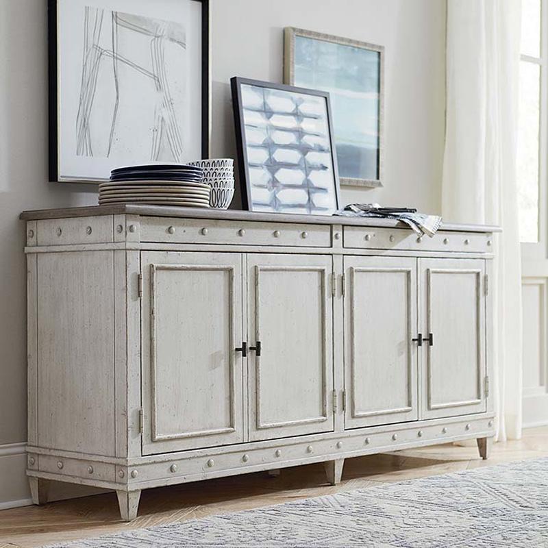 Bassett 4572 0309 Bella Buffet Discount Furniture At