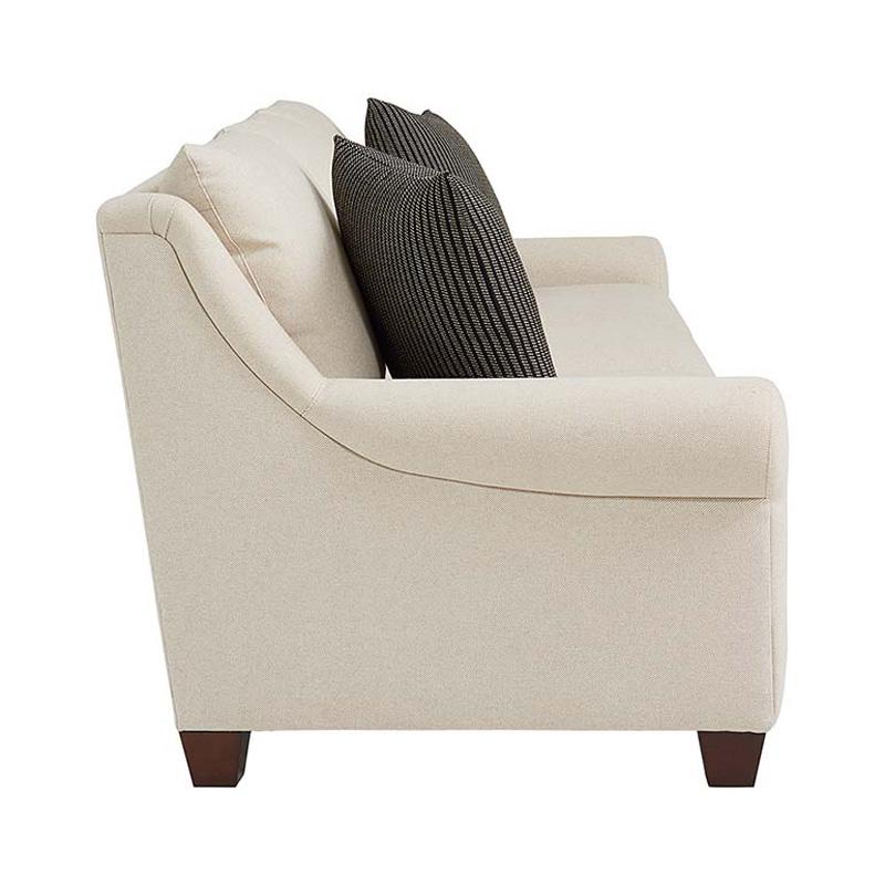 Bassett 3101 82 American Casual Ellery Great Room Sofa