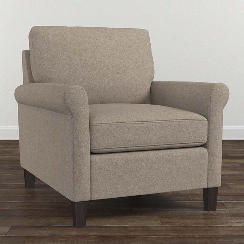 Bassett 3119 12 American Casual Wellington Chair Discount
