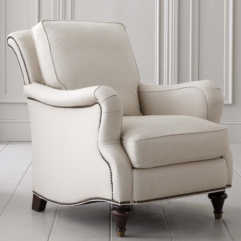 Bassett 1496 02 Oxford Accent Chair Discount Furniture At