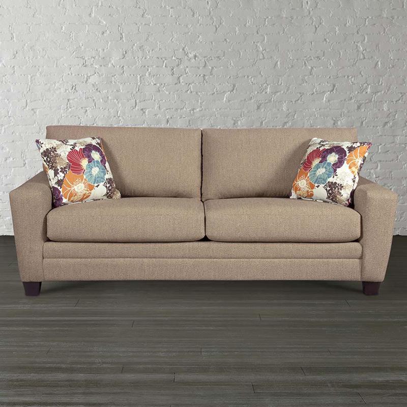 bassett 3844 62u cu 2 sofa discount furniture at hickory park furniture galleries. Black Bedroom Furniture Sets. Home Design Ideas