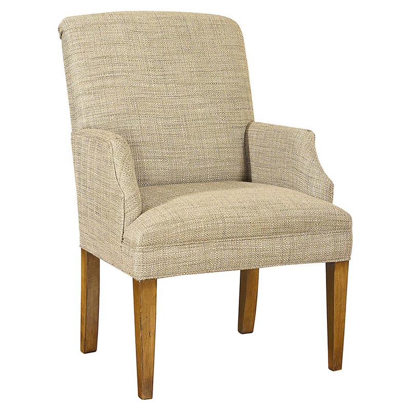 Bassett 1817 02A Bassett Chair Avery Parsons Chair with