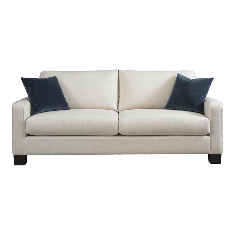 Bassett 2021 62 Desmond Sofa Discount Furniture at Hickory