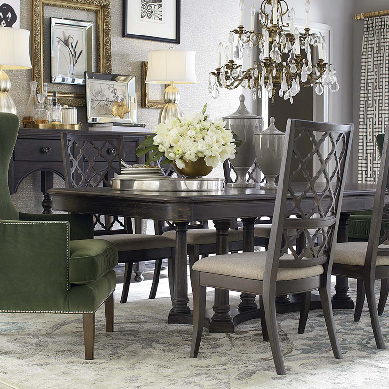 Bassett 4513 K4676 Emporium Rectangular Dining Table  : bassett082120134513 K4676B SP13 from www.hickorypark.com size 800 x 800 jpeg 321kB