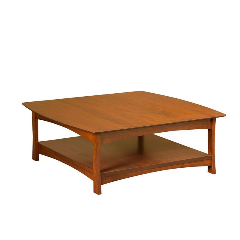 Borkholder 38 2504xxx Manhattan Square Coffee Table