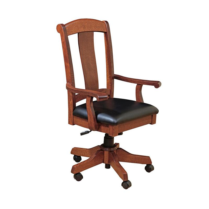 Borkholder NC 2803XXX fice Executive Desk Chair with gas