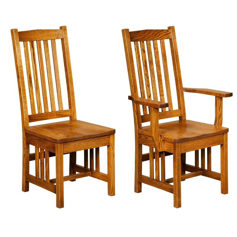 Borkholder nc acx dining chairs olas mission chair